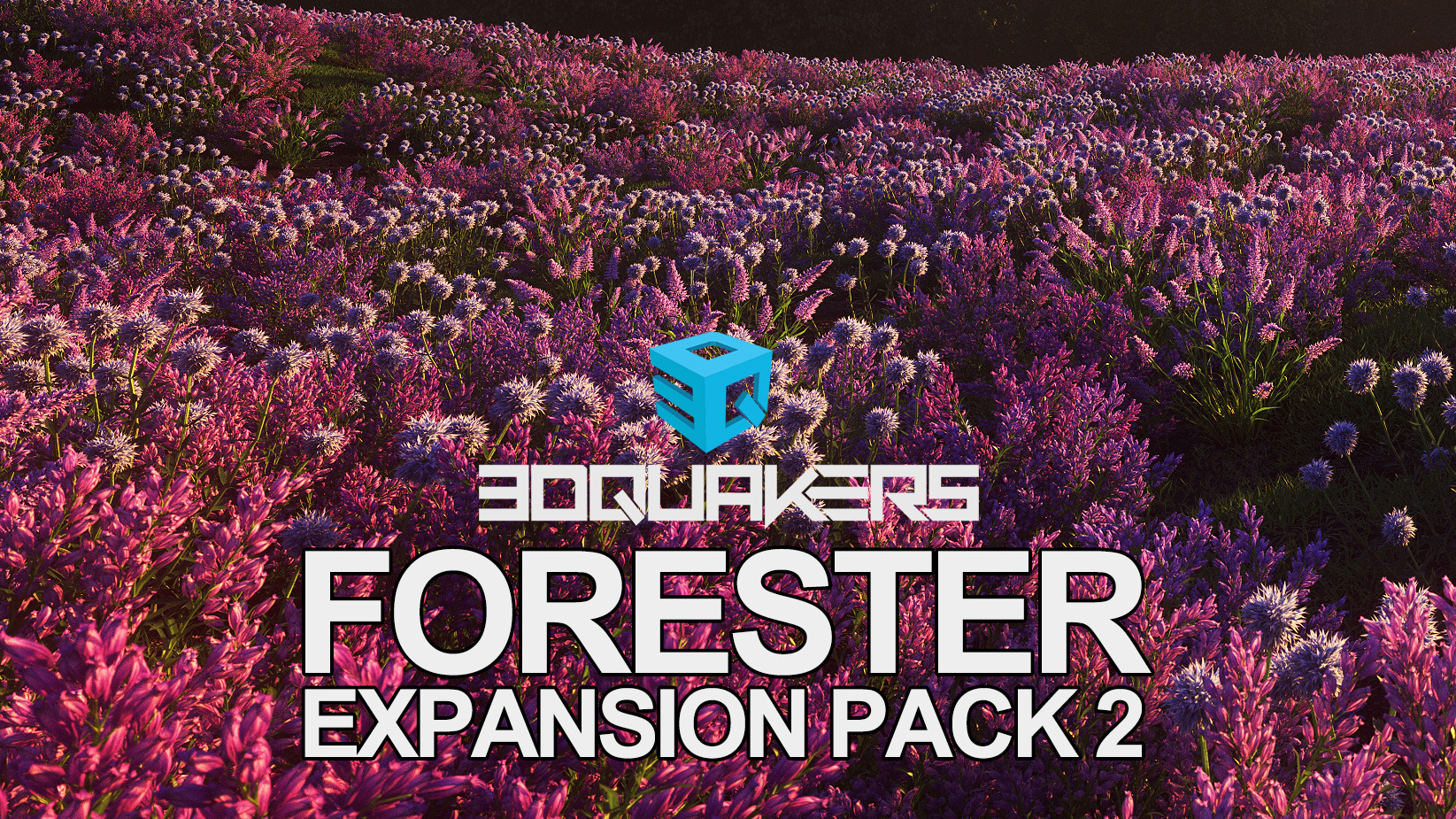 Forester Expansion 2 for Cinema 4D released! - 3DQUAKERS